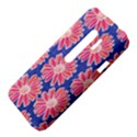 Pink Daisy Pattern HTC Evo 3D Hardshell Case  View4