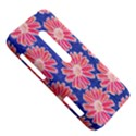 Pink Daisy Pattern HTC Evo 3D Hardshell Case  View5