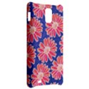 Pink Daisy Pattern Samsung Infuse 4G Hardshell Case  View2