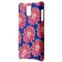Pink Daisy Pattern Samsung Infuse 4G Hardshell Case  View3