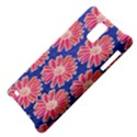 Pink Daisy Pattern Samsung Infuse 4G Hardshell Case  View4