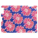 Pink Daisy Pattern Apple iPad 2 Hardshell Case View1