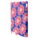 Pink Daisy Pattern Apple iPad 2 Hardshell Case View3