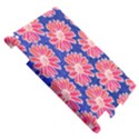 Pink Daisy Pattern Apple iPad 2 Hardshell Case View5