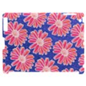 Pink Daisy Pattern Apple iPad 2 Hardshell Case (Compatible with Smart Cover) View1