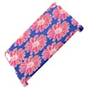 Pink Daisy Pattern Apple iPad 2 Hardshell Case (Compatible with Smart Cover) View4