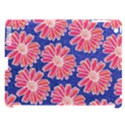 Pink Daisy Pattern Apple iPad 3/4 Hardshell Case (Compatible with Smart Cover) View1