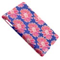 Pink Daisy Pattern Apple iPad 3/4 Hardshell Case (Compatible with Smart Cover) View5