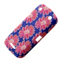 Pink Daisy Pattern BlackBerry Curve 9380 View4