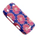 Pink Daisy Pattern BlackBerry Curve 9380 View5