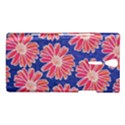 Pink Daisy Pattern Sony Xperia S View1