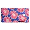 Pink Daisy Pattern Sony Xperia ion View1