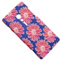 Pink Daisy Pattern Sony Xperia ion View5