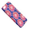 Pink Daisy Pattern Apple iPhone 5 Hardshell Case View5
