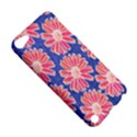 Pink Daisy Pattern Apple iPod Touch 5 Hardshell Case View5