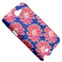 Pink Daisy Pattern Samsung Galaxy Note 2 Hardshell Case View5