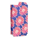 Pink Daisy Pattern Apple iPhone 5 Hardshell Case (PC+Silicone) View2