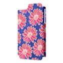 Pink Daisy Pattern Apple iPhone 5 Hardshell Case (PC+Silicone) View3
