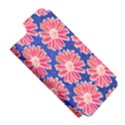 Pink Daisy Pattern Apple iPhone 5 Hardshell Case (PC+Silicone) View5