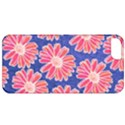 Pink Daisy Pattern Apple iPhone 5 Classic Hardshell Case View1