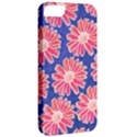 Pink Daisy Pattern Apple iPhone 5 Classic Hardshell Case View2