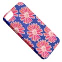 Pink Daisy Pattern Apple iPhone 5 Classic Hardshell Case View5