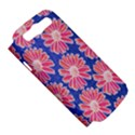 Pink Daisy Pattern Samsung Galaxy S III Hardshell Case (PC+Silicone) View5