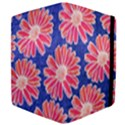 Pink Daisy Pattern Apple iPad 2 Flip Case View4