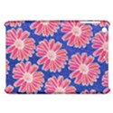 Pink Daisy Pattern Apple iPad Mini Hardshell Case View1