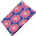 Pink Daisy Pattern Apple iPad Mini Hardshell Case View4