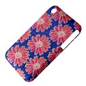 Pink Daisy Pattern Apple iPhone 3G/3GS Hardshell Case (PC+Silicone) View4
