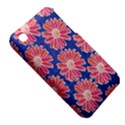 Pink Daisy Pattern Apple iPhone 3G/3GS Hardshell Case (PC+Silicone) View5