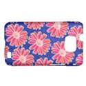 Pink Daisy Pattern Samsung Galaxy S II i9100 Hardshell Case (PC+Silicone) View1