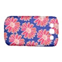 Pink Daisy Pattern Samsung Galaxy S III Classic Hardshell Case (PC+Silicone) View1