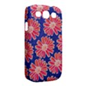 Pink Daisy Pattern Samsung Galaxy S III Classic Hardshell Case (PC+Silicone) View2