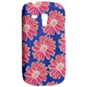 Pink Daisy Pattern Samsung Galaxy S3 MINI I8190 Hardshell Case View2