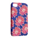 Pink Daisy Pattern Apple iPhone 4/4S Hardshell Case with Stand View2