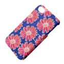 Pink Daisy Pattern Apple iPhone 4/4S Hardshell Case with Stand View4