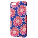Pink Daisy Pattern Apple iPhone 5 Hardshell Case with Stand View3