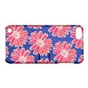 Pink Daisy Pattern Apple iPod Touch 5 Hardshell Case with Stand View1