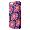 Pink Daisy Pattern Apple iPhone 5 Premium Hardshell Case View3