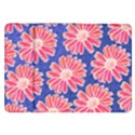 Pink Daisy Pattern Samsung Galaxy Tab 8.9  P7300 Flip Case View1