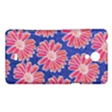 Pink Daisy Pattern Sony Xperia T View1