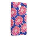 Pink Daisy Pattern Sony Xperia T View2