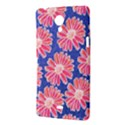 Pink Daisy Pattern Sony Xperia T View3
