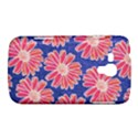 Pink Daisy Pattern Samsung Galaxy Duos I8262 Hardshell Case  View1