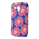 Pink Daisy Pattern Samsung Galaxy Duos I8262 Hardshell Case  View3