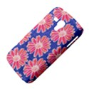 Pink Daisy Pattern Samsung Galaxy Duos I8262 Hardshell Case  View4