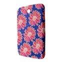Pink Daisy Pattern Samsung Galaxy Note 8.0 N5100 Hardshell Case  View3