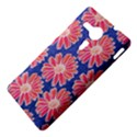 Pink Daisy Pattern Sony Xperia SP View4